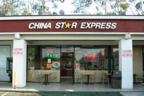 China Star Express Chinese Food