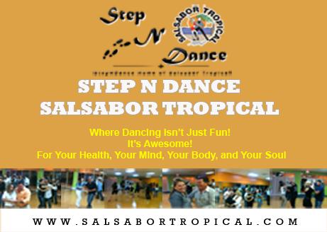 Step N Dance Salsabor Tropical salsa lessons Fort Lauderdale