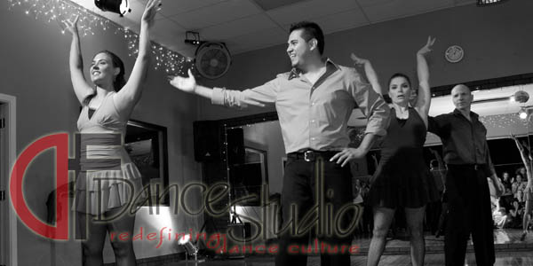 $5 Ballroom Dance Class, Shows & Social Dancing!